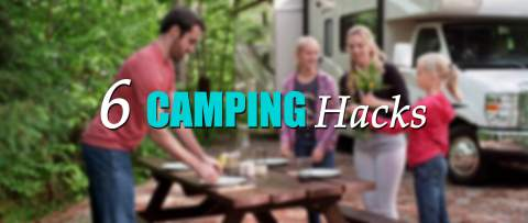 Post thumbnail for 6 Camping Hacks Every Camper Should Know