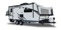 Hybrids for sale at Campkin's RV Centre