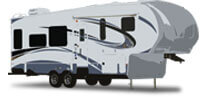 Fifth Wheels for sale at Campkin's RV Centre